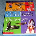 Scholastic Children&#039;s Dictionary 2002 edition; hard cover