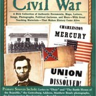 Scholastic: Primary Sources Teaching Kit - Civil War