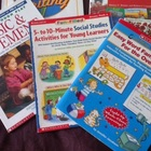 Scholastic Resource Books, Set of 3