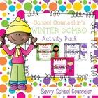 School Counselor's Winter COMBO Activity Pack- Savvy Schoo