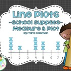 School Supplies Measure &amp; Plot