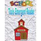 School Tools emergent reader