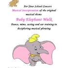 School concert, Baby Elephant Walk