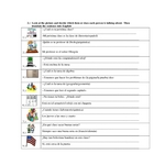 School worksheet - Paso a Paso 2 Chapter 1