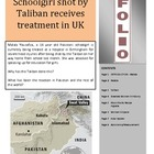 Schoolgirl shot by Taliban Folio - Current Affairs