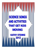 Science Activities and Songs that Get Kids Moving