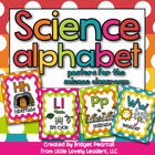 Science Alphabet Posters