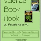 Science Book Nook : Snakes and Sharks