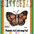 Science: Butterfly Business and Learning!
