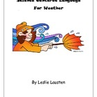 Science Centered Language for Weather