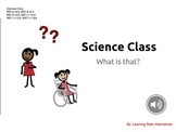 Science Class- What is that?