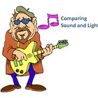 Science: Comparing Sound and Light