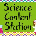 Science Content Station Pack