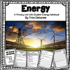 Science Energy One Week Unit for Primary Learners