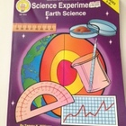 Science Experiments Book - Earth Science