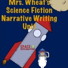 Science Fiction Narrative Writing Unit