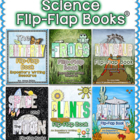 Science Flip-Flap Books BUNDLE - Expository Writing Resources