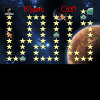 Science Game: space, solar system, earth, moon, sun, plane