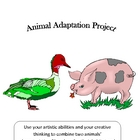 Science: Getting to know Animals: Fun: Animal Adaptation Project