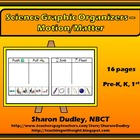 Science Graphic Organizers - Motion/Matter