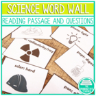 Science Greek and Latin Roots: Word Wall