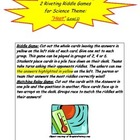 "Science ""Heat"" Theme- 2 Riveting Riddles Games (Part 1)"