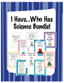 Science I have...who has Bundle