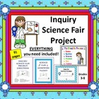 Science Inquiry Science Fair Homework Project  All Mate