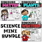Science Interactive Notebook with Experiments-BUNDLE (Matt
