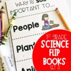 Science Journal Flip Books Part 2 {17 Different Topics}