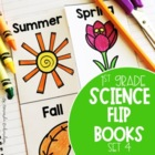 Science Journal Flip Books Part 3 {17 Different Topics}