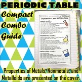Science Journal: Periodic Table Compact Combo Guide