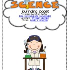 Science Journaling Pages