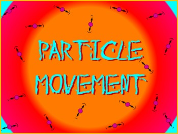 Science Lab- Particle Movement