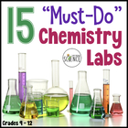 Science Labs: Must Do Chemistry or Physical Science Labs -