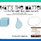 Science Matter Unit - Liquids, Solids, and Gases