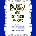 {Science Notebook} - Earth&#039;s Rotation and Revolution