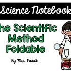 {Science Notebook} - The Scientific Method Foldable