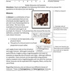 Science Notes - Solutions and Mixtures (5 - 8)