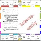 Science-Opoly Review game