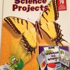 Science Projects Book