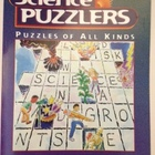 Science Puzzles Book