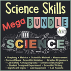 Science Skills Mega Bundle: Metrics, Measurement, Scientif