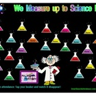 Science Smartboard Attendance