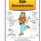 Science: The Sun's Characteristics by Science and Kids