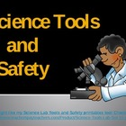 Science Tools and Safety Powerpoint (12 slides)