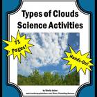 Science Types of Clouds Activities