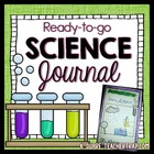 Science Unit Journal Template