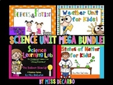 Science Unit MEGA BUNDLE!