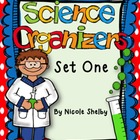 Science Vocabulary Graphic Organizers (editable)